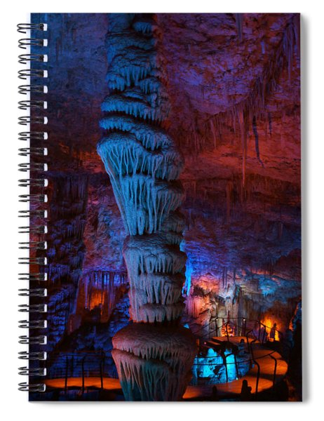 Halls Of The Mountain King 3 Spiral Notebook
