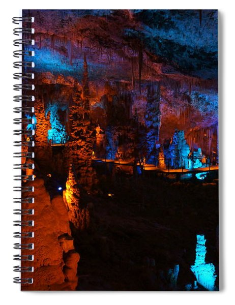 Halls Of The Mountain King 4 Spiral Notebook
