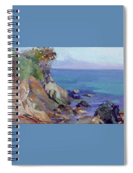 Hamilton Cove Catalina Island Spiral Notebook