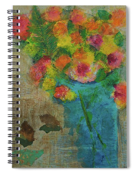 Hand Picked Spiral Notebook