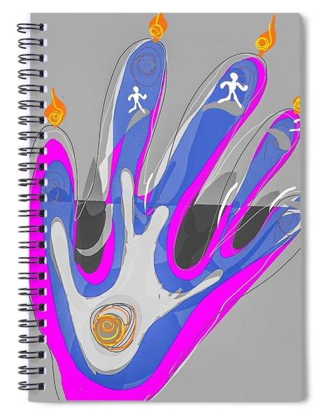 Handy Man Spiral Notebook
