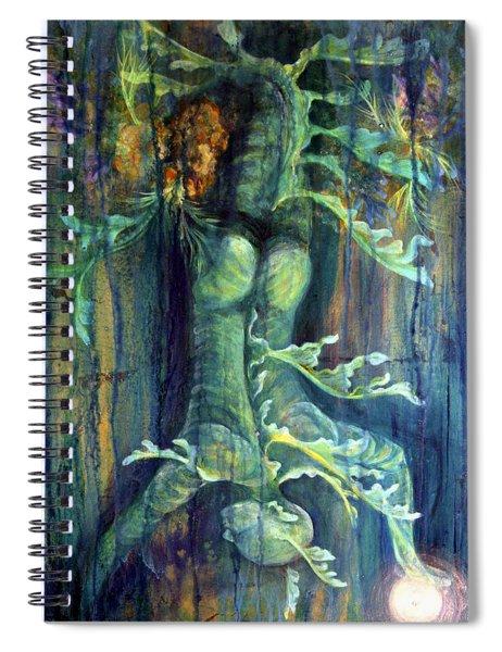 Hanged Man Spiral Notebook