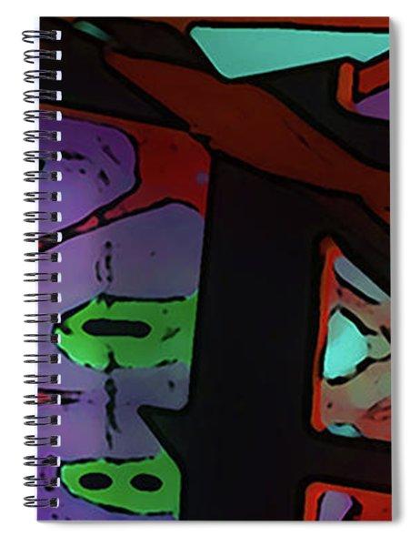 Hangings Spiral Notebook