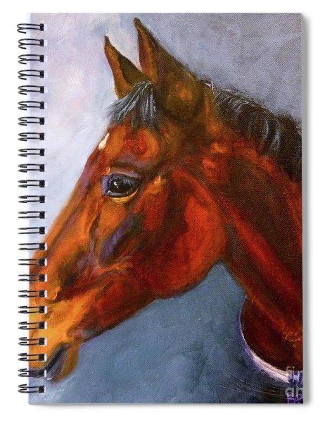 Hanoverian Bay Spiral Notebook