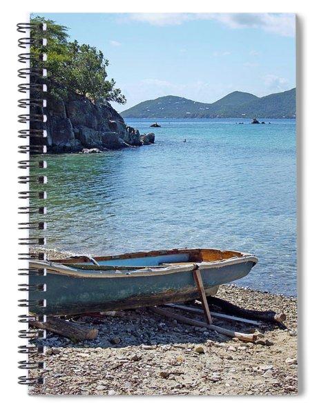 Hansen Bay 2 Spiral Notebook