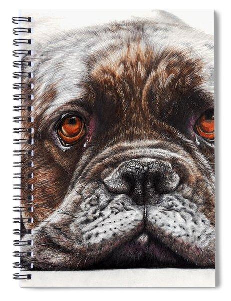 Happy Days Spiral Notebook