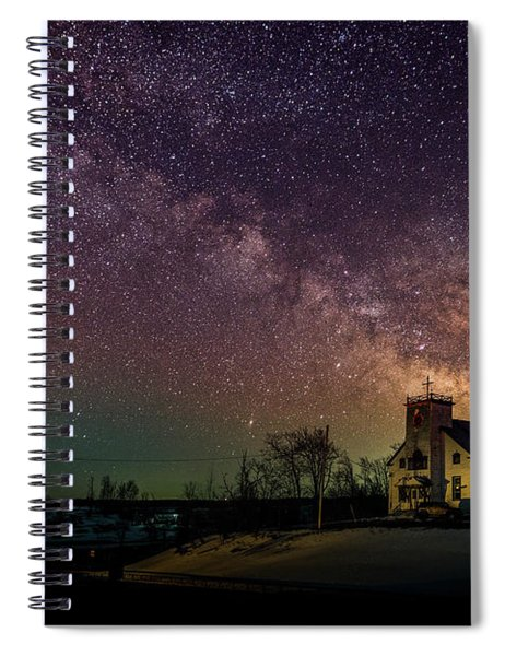 Happy Earth Day Spiral Notebook