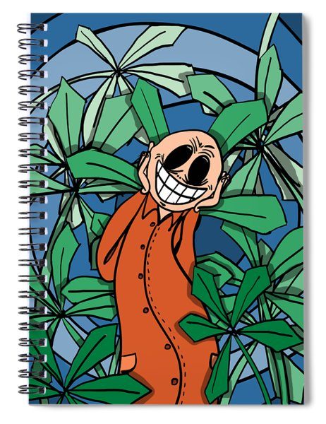 Happyanja Spiral Notebook