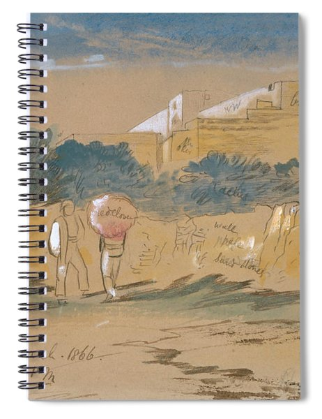 Harb. Gozo Spiral Notebook