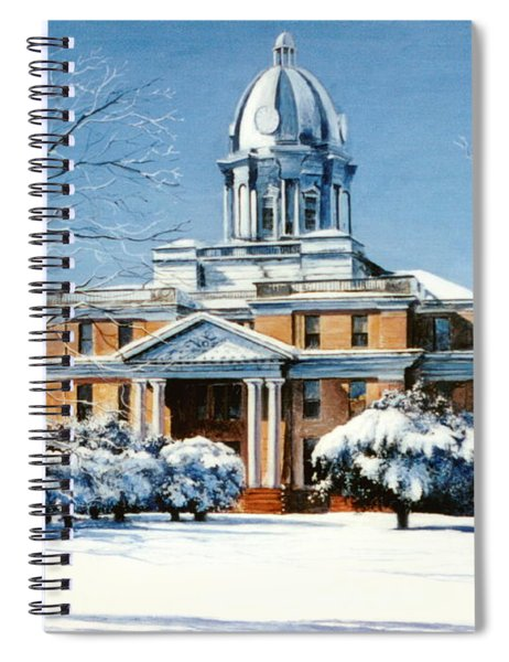 Hardin County Courthouse Spiral Notebook