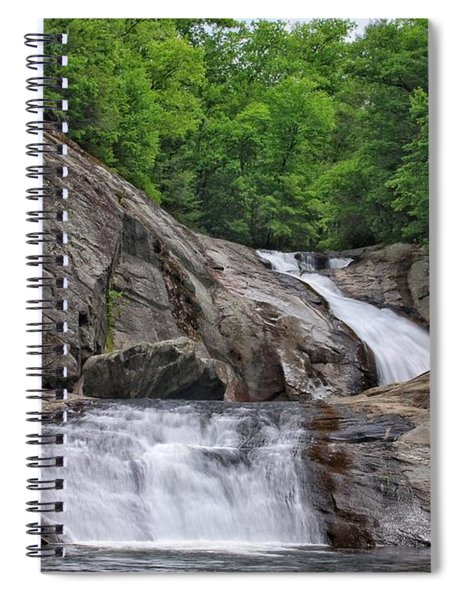 Harper Creek Falls Spiral Notebook