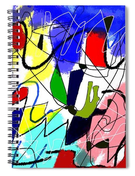 Harappa  Spiral Notebook