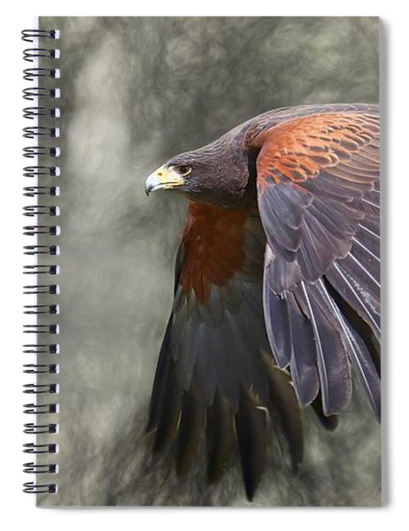 Harris Flight Spiral Notebook