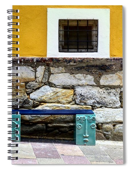 Hartberg Bench Spiral Notebook