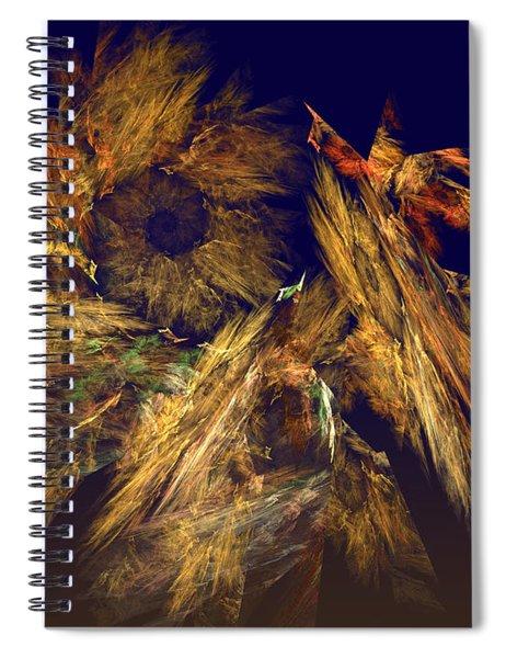 Harvest Of Hope Spiral Notebook
