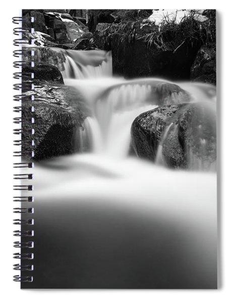 Harz Mountain Stream Spiral Notebook