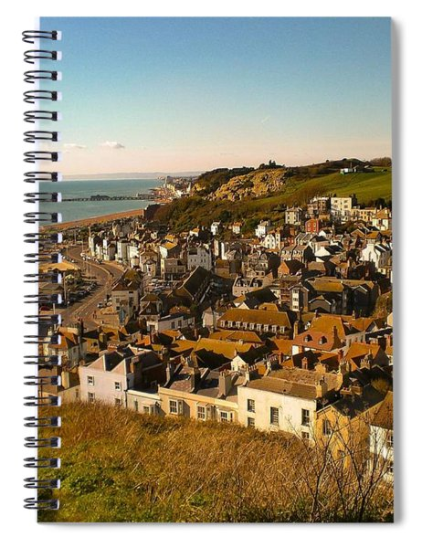 Hastings, Sussex, England Spiral Notebook