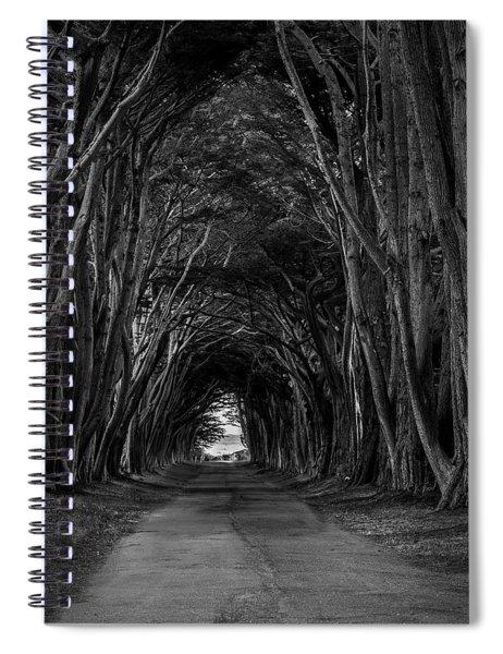 Haunting II Spiral Notebook