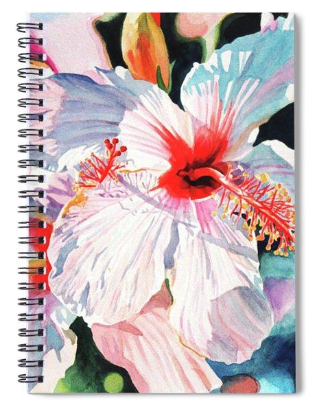 Hawaiian Hibiscus Spiral Notebook