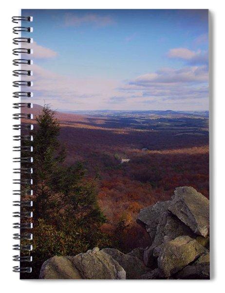 Hawk Mountain Sanctuary Spiral Notebook