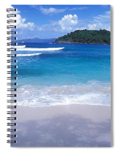 Hawksnest Bay 6 Spiral Notebook