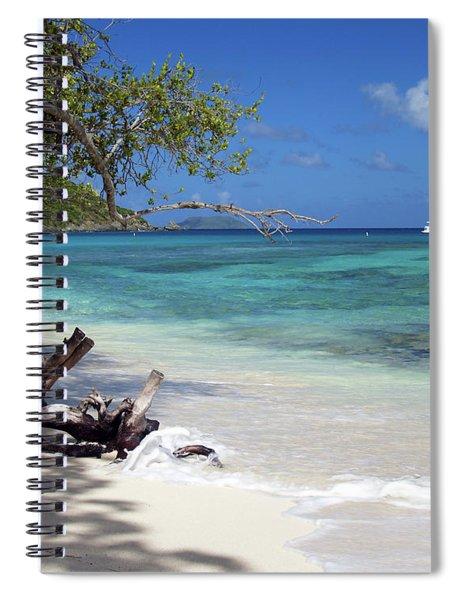 Hawksnest Bay 1 Spiral Notebook