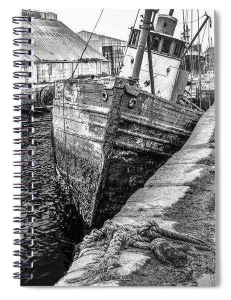 Hawser Not Needed Spiral Notebook