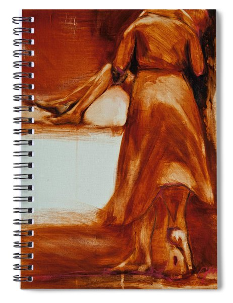 He Walks With Me 1 Spiral Notebook