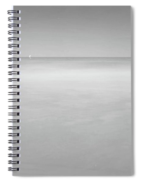 Heading For The Horizon Spiral Notebook