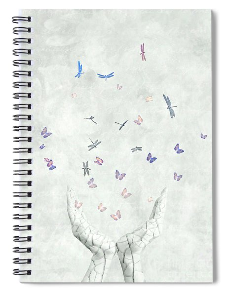 Heal Spiral Notebook