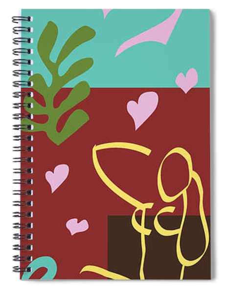 Health - Celebrate Life 3 Spiral Notebook