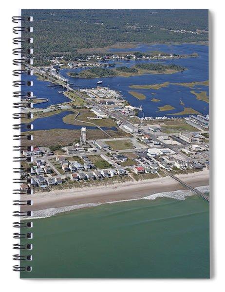 Heart Of Topsail Spiral Notebook