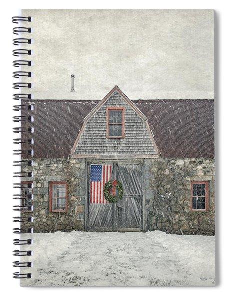 Heartland Spiral Notebook
