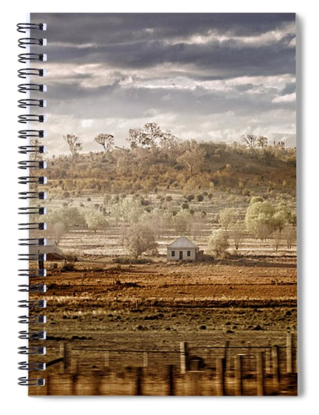 Heartland Spiral Notebook