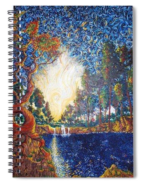 Hearts Heal Spiral Notebook