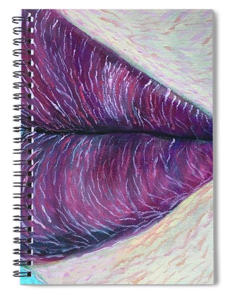 Heart's Kiss Spiral Notebook
