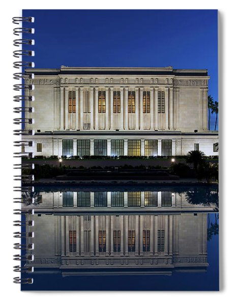 Heavenly Reflections Spiral Notebook