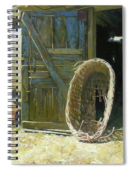 Heavy Harvest  Spiral Notebook