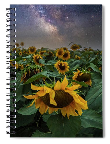 Heavy Is The Head  Spiral Notebook