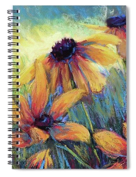 Hello Sunshie Spiral Notebook