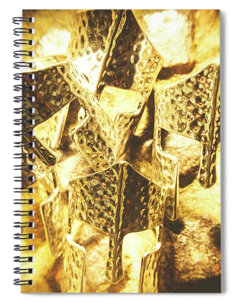 Helm Of Power Spiral Notebook