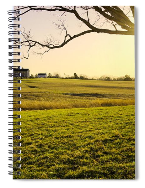 Henry Hill Spiral Notebook