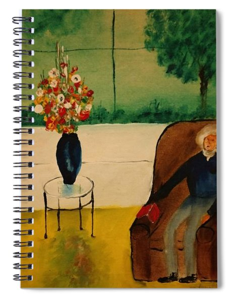 Henry Thoreau Spiral Notebook