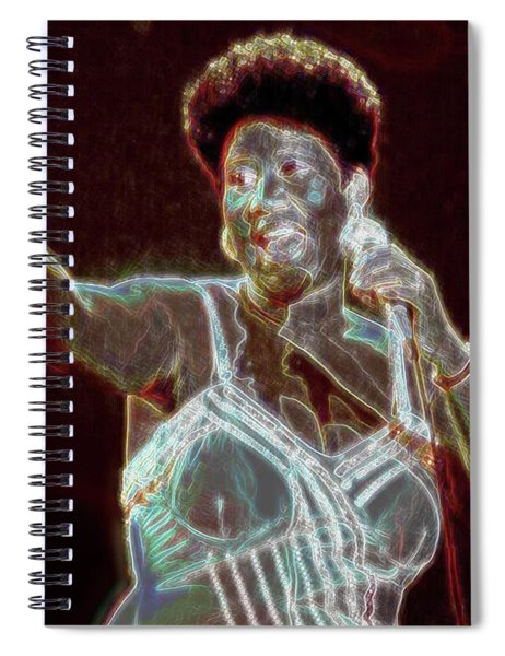 Her Majesty Spiral Notebook