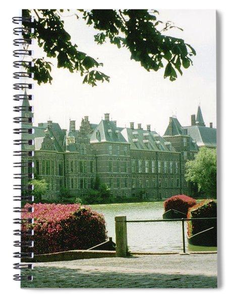 Her Majesty's Garden Spiral Notebook