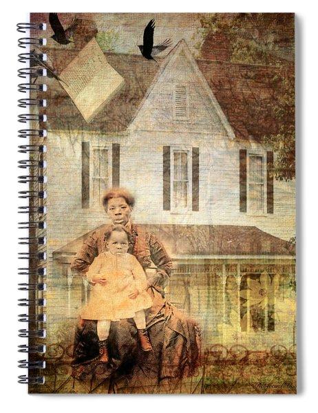 Her Memories Are Written Spiral Notebook