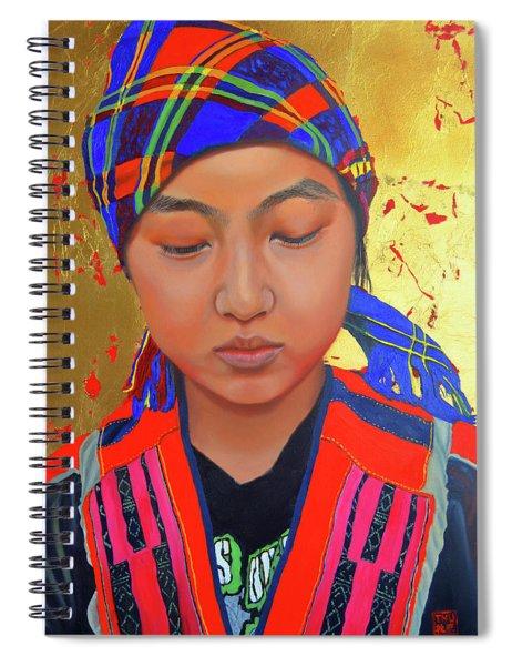Her Story Spiral Notebook