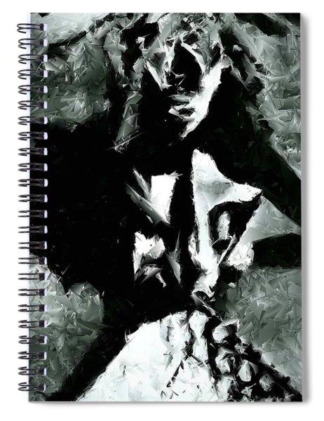 Her Way Spiral Notebook