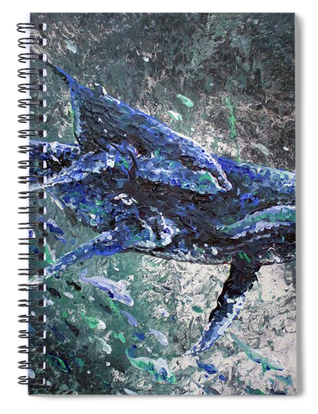 Herding Spiral Notebook