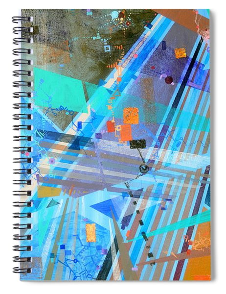 Heretical Musings On Heuristic Mechanisms Spiral Notebook